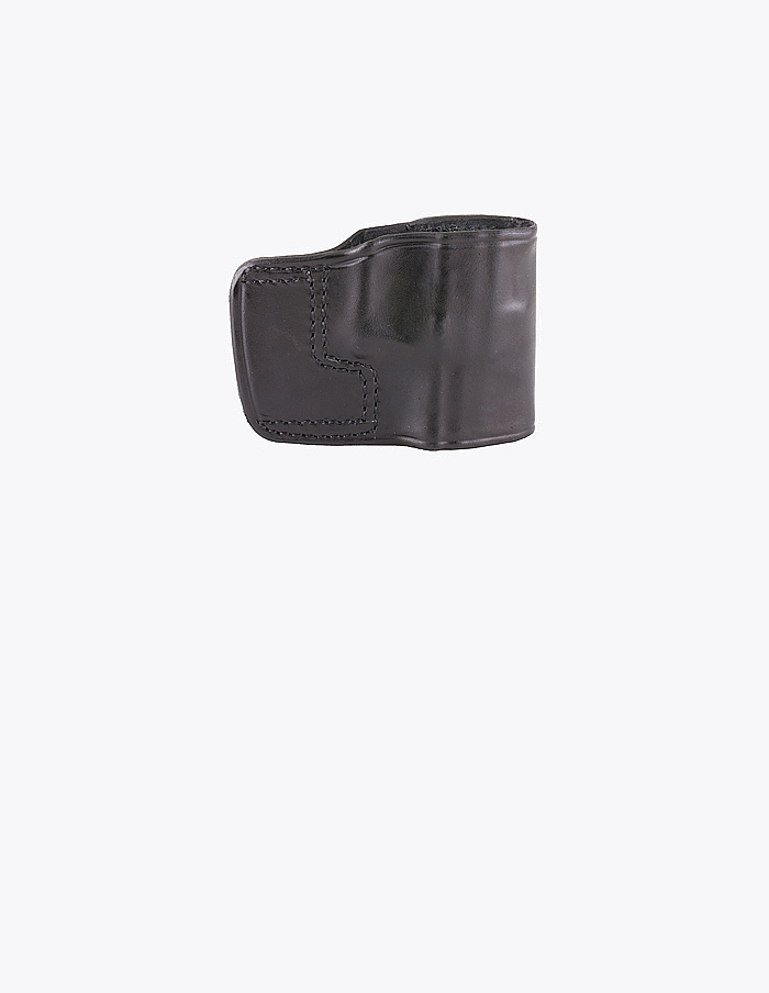 Don Hume JIT Slide Holster Right Hand Black Walther P22 Leather J966627R