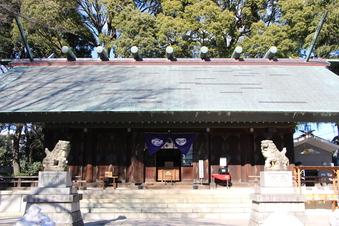 所澤神明社               #384587
