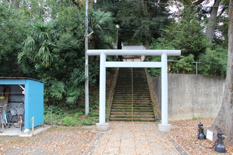 所澤神明社               #384549