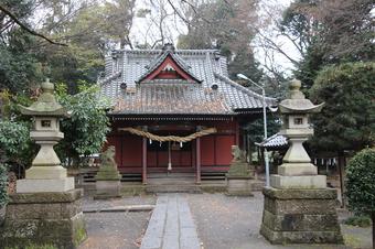 中氷川神社(三ケ島)
