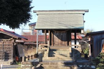 八雲神社(中富)