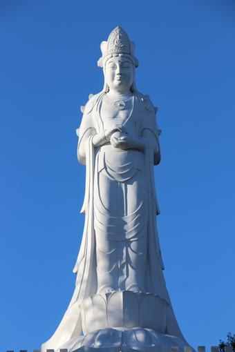 東福寺の観音像#385990