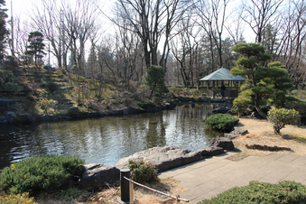 日本庭園・茶室『彩翔亭』#387794