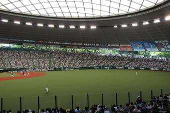 西武ドームで野球観戦#388103