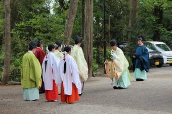 所澤神明社例祭