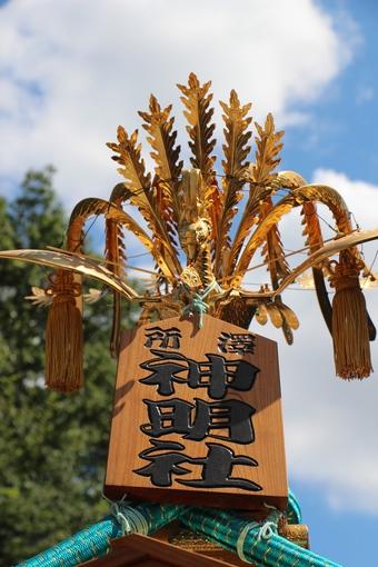 所沢神明社の七夕祭#390466