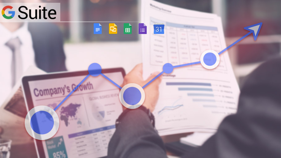 Google Drive and Calendar - A Tool of G Suite for Business Development