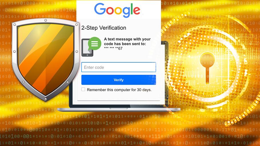 Google 2-Step Verification and Risk-based Login Challenges