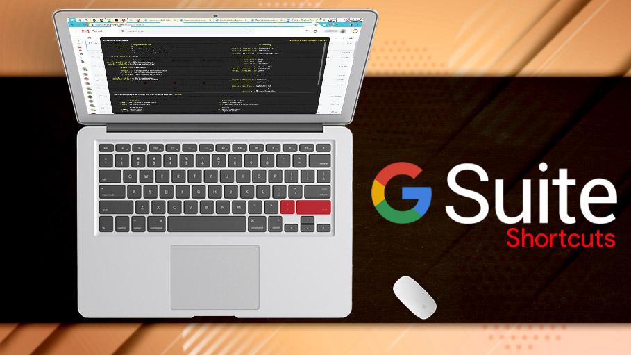 G Suite - Shortcut Feature