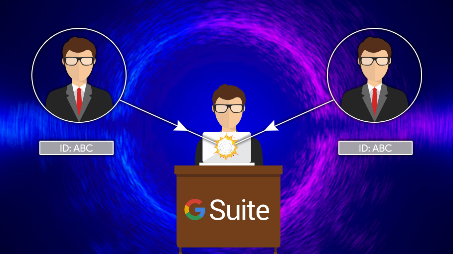 G Suite - Conflicting Google Accounts