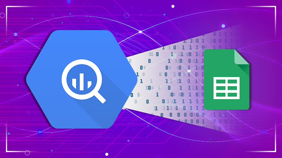 Apps Script and Macros Update in Sheets with Bigquery Data