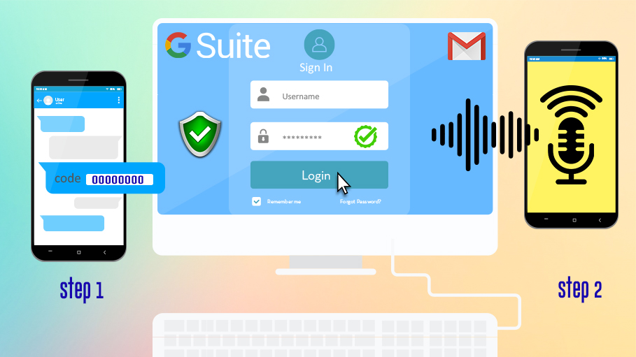Secure Your G Suite Account by Disabling SMS or Voice Codes in 2 Step Verification