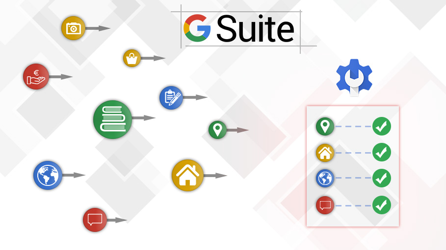 Whitelist Trusted Apps with G Suite