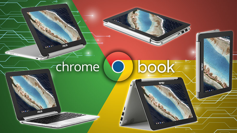 Why Chromebooks over Regular Laptops