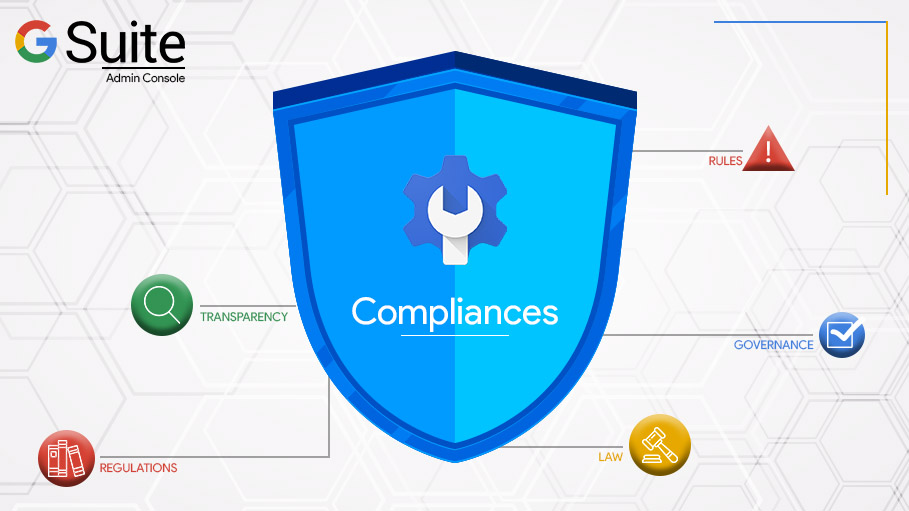 Implementing Compliances from Google's Admin Console