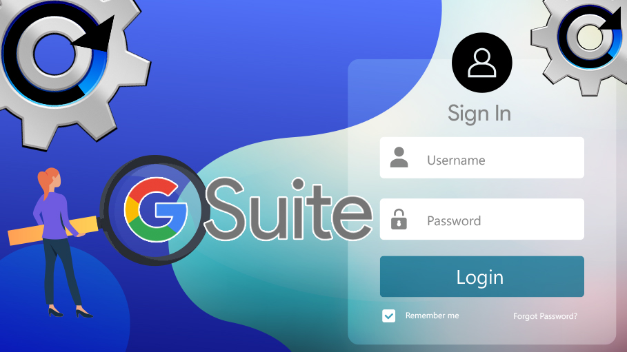 G-Suite Account Recovery Approach