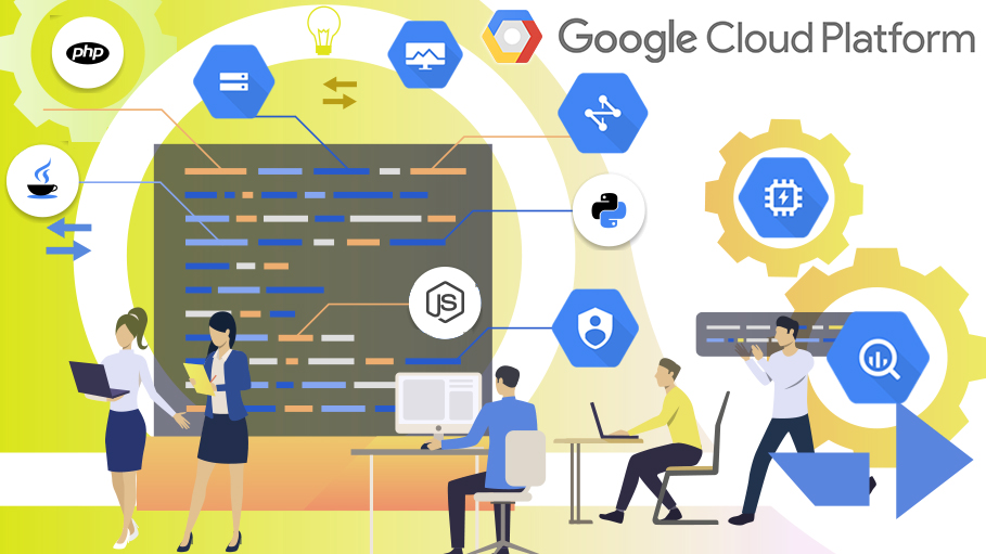 Google Cloud Developer Tools for Organization