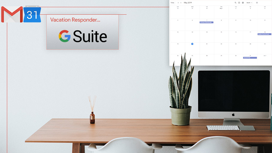 G Suite's Smart Vacation Responder