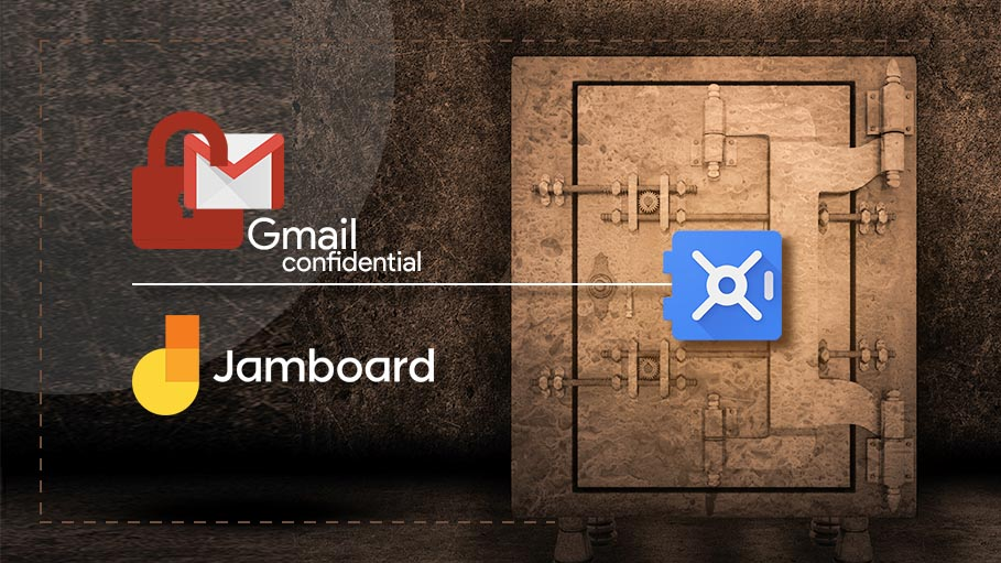 Google Vault for Gmail Confidential Messages and Jamboard Files