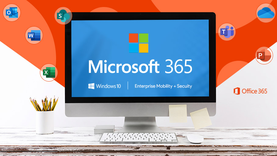 Microsoft 365 - A Complete, Intelligent Business Solution