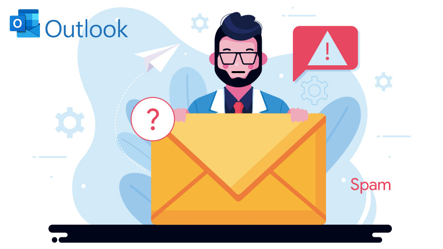 Identify Suspicious Messages in Outlook on the Web