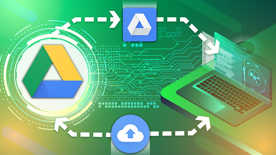 Comparison between Google Backup - Sync and Drive File Stream