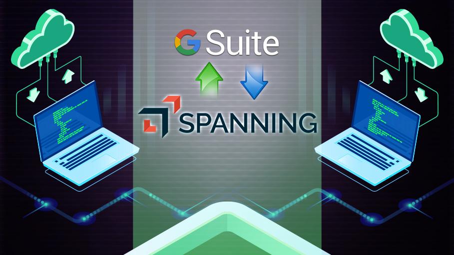 Spanning Backup - An Alternative to Google Vault