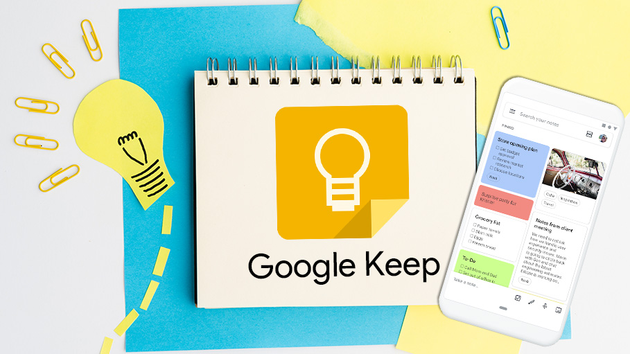 Google Keep - Free Note Taking App and its Benefits