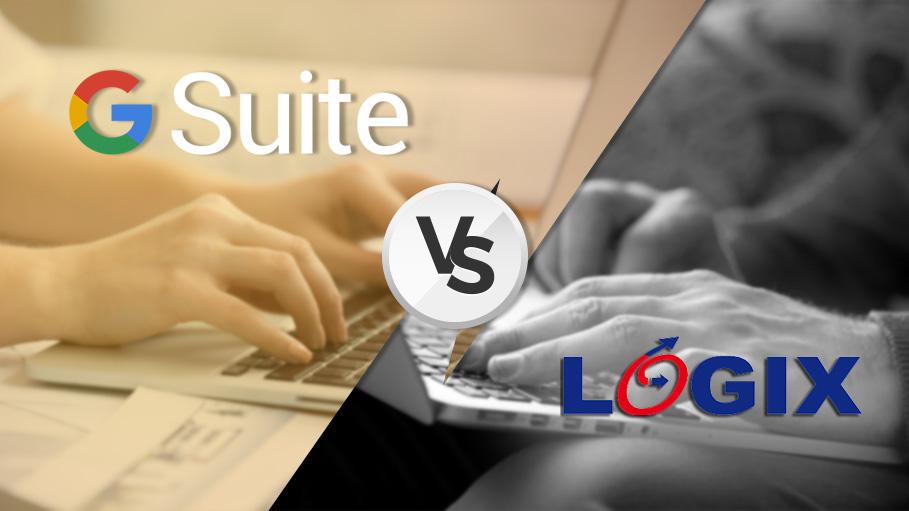 Logix vs G Suite