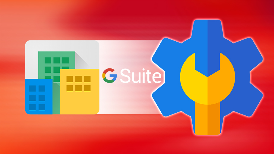 Company Profile from G Suite Admin Console