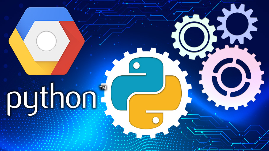 Setting Python Environment in GCP