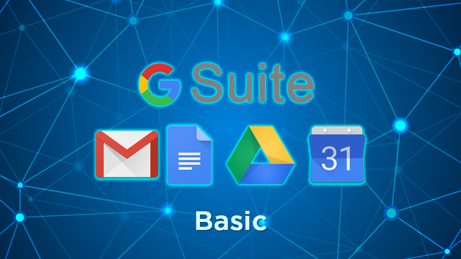 G Suite Basic helps in utilizing resources & increasing their Productivity