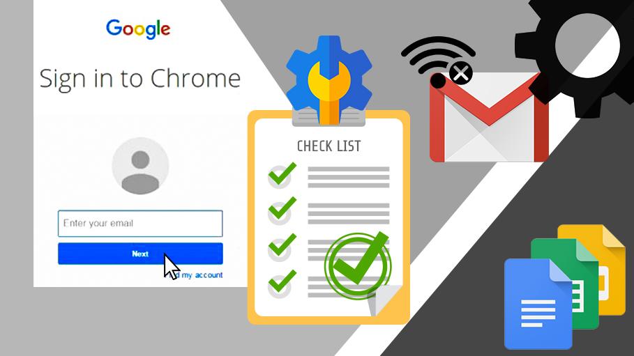 Admin Assistant Checklist