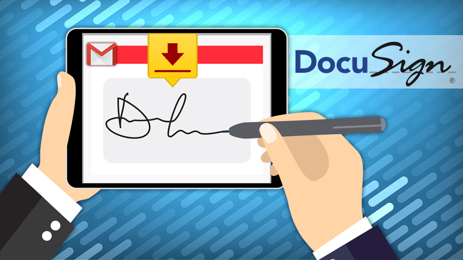 DocuSign- Digital Signature in Gmail