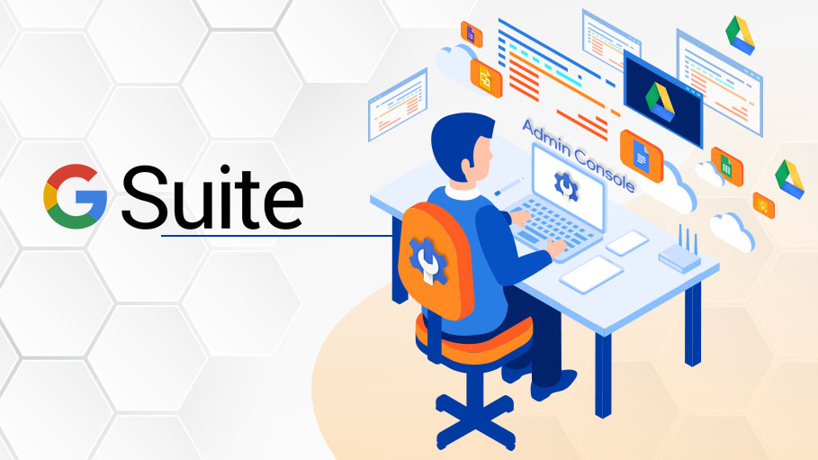 Manage the Users Drive and Docs Data with G Suite Admin Console