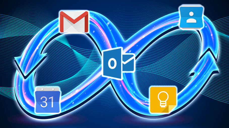 G Suite Contacts, Calendar & Tasks Can Also Be Synced with Outlook Apart from Mails