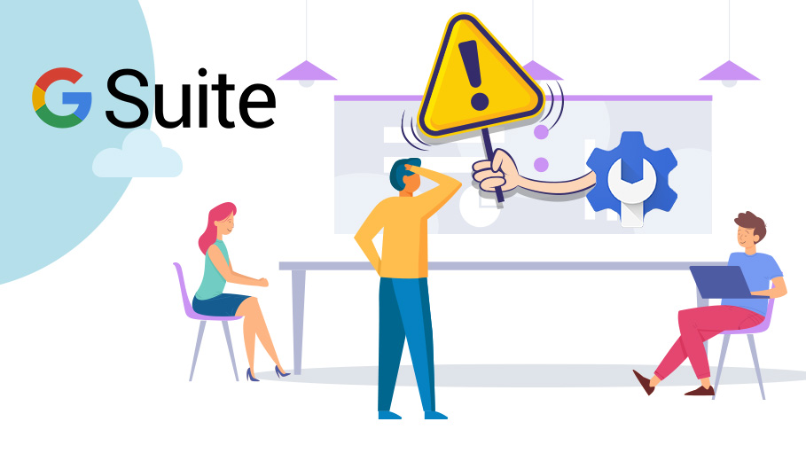 New Alert Center Features in G Suite to Help Protect Your Organization