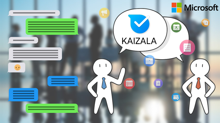 Microsoft Kaizala - A Powerful Productivity Enhancement Mobile-App