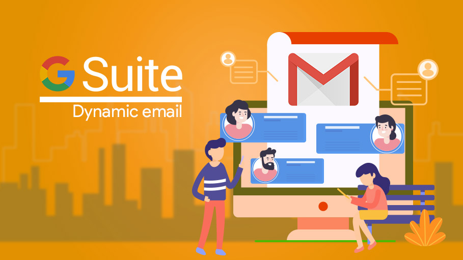 Avail Dynamic Email in Gmail