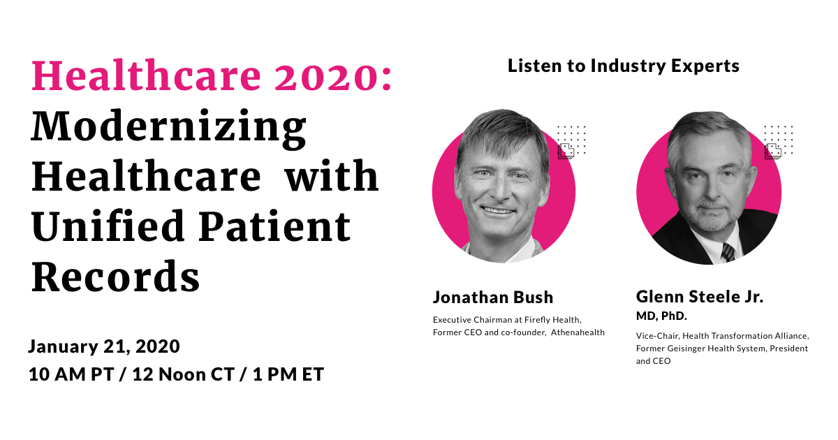 Healthcare 2020: Modernizing Healthcare with Unified Patient Records