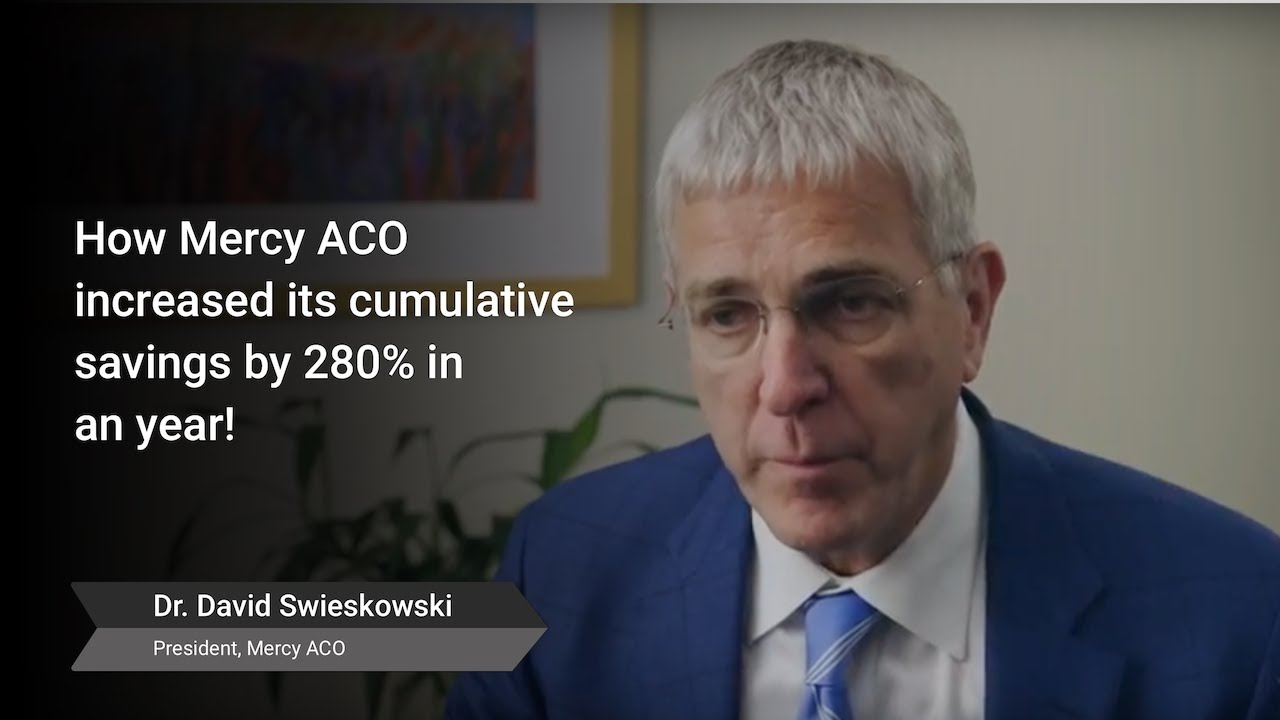 How Mercy ACO increased its cumulative total returns by 280% in a year
