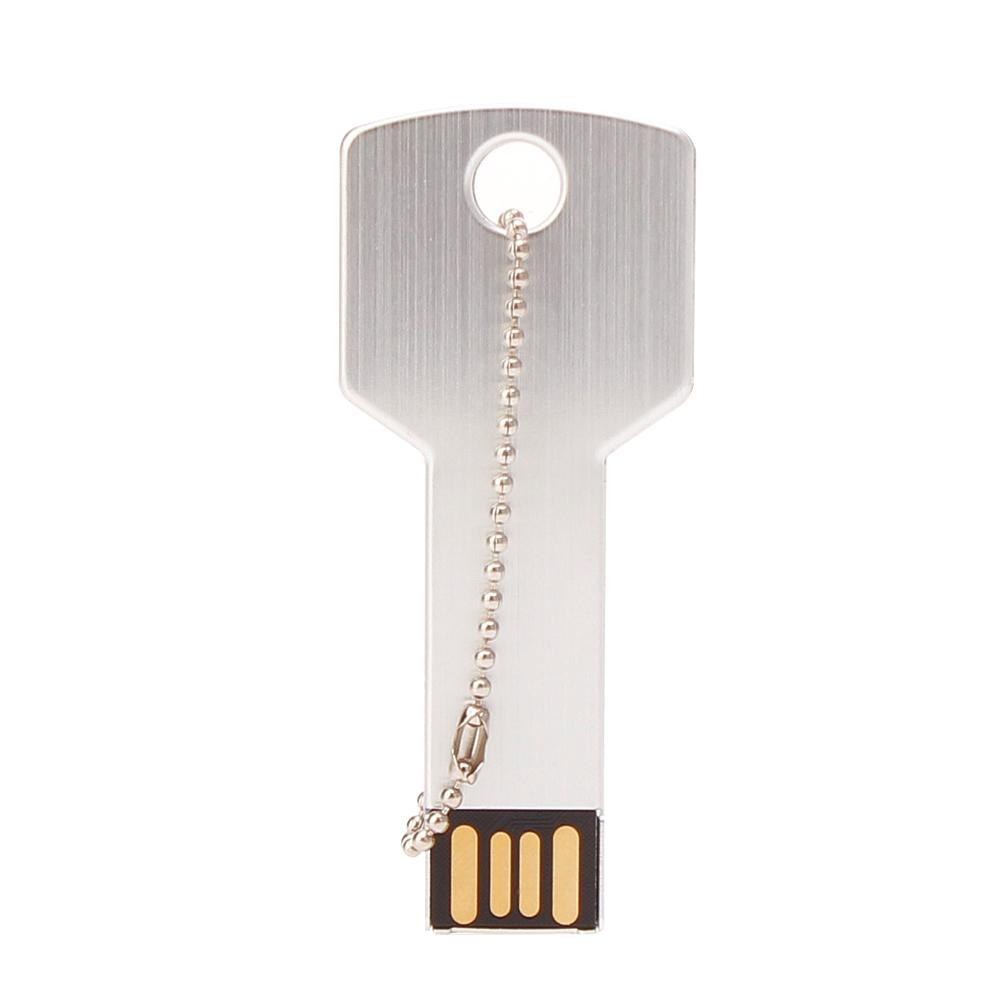 Clé USB KEY métal 16 GB - 123CONSO