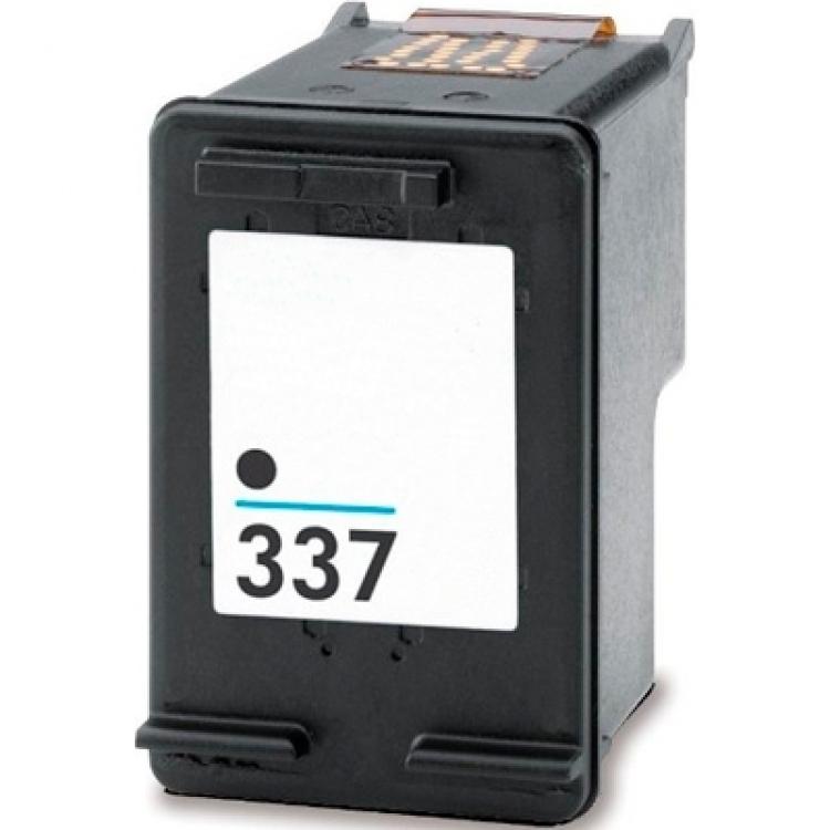 Cartouche compatible HP 337 noir