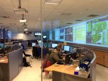 写真 4 ATLASにより得られる観測データの処理室
