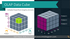 OLAP Data Cube Graphics (PPT Template)