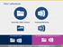 symbol file folder directory compressed archive icon ppt