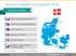 Denmark geographic and demographic profile