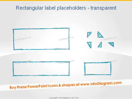Sketch Label Banner Placeholder Pencil powerpoint clipart
