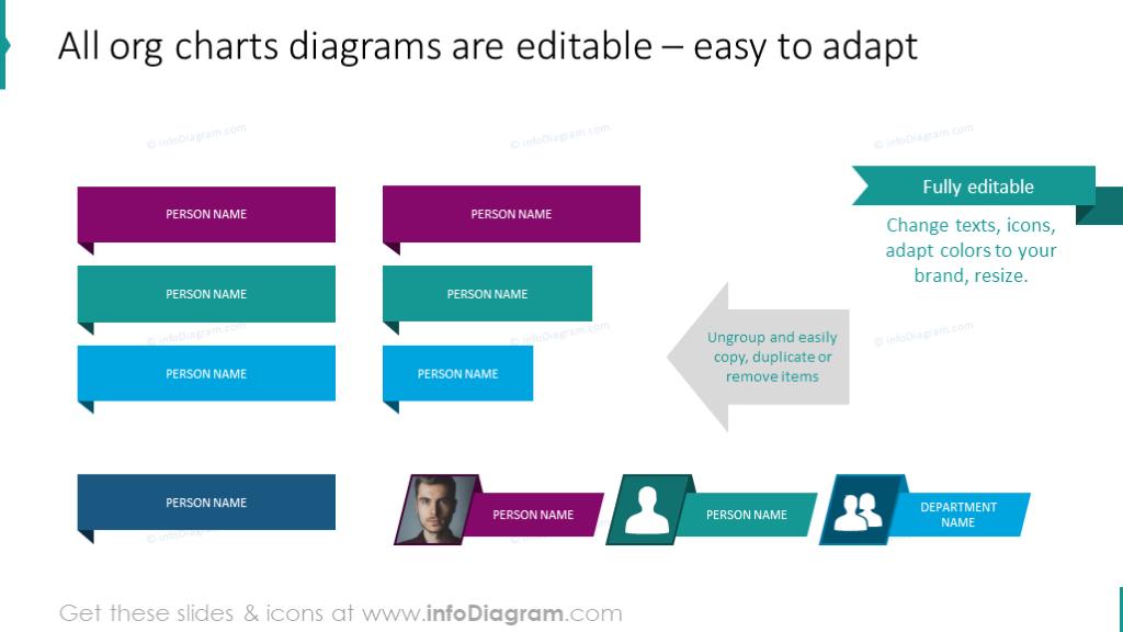 example of graphics editability
