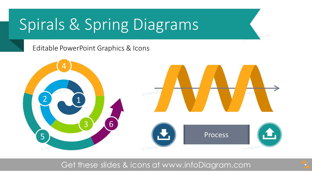 Simple Flat Design Powerpoint Templates